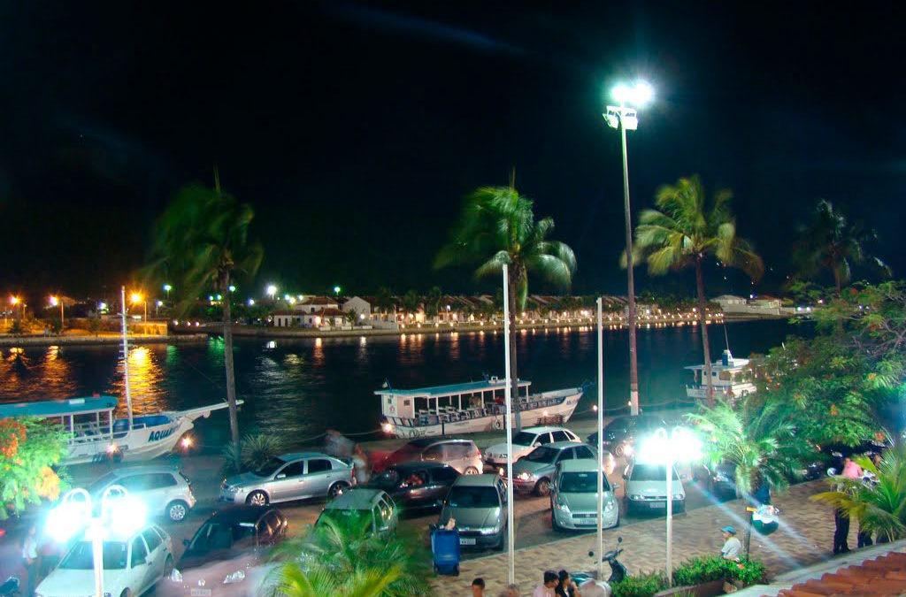 O que fazer em Cabo Frio a noite