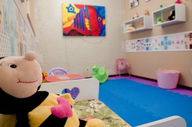 Área de recreação infantil